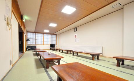 写真:休憩室